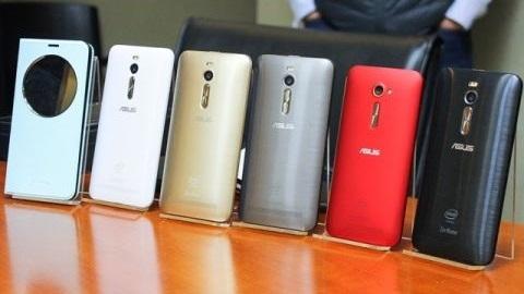 5 inçlik ASUS ZenFone 2 görüntülendi