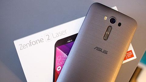 ASUS ZenFone 2 Laser için Android 6.0 Marshmallow güncellemesi