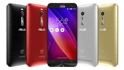 4 GB RAM'li ASUS ZenFone 2 tanıtıldı