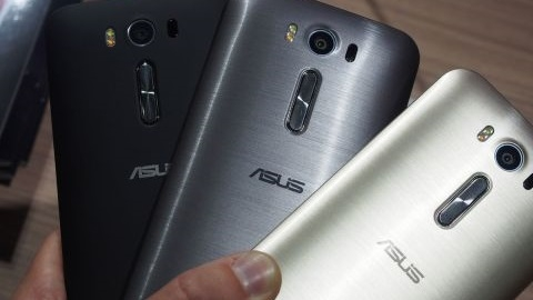 ASUS ZenFone 3 parmak izi okuyucuyla donatılacak