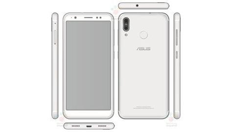 ASUS ZenFone 5 Max'tan ilk görüntü