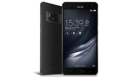 8 GB RAM'li ASUS ZenFone AR tanıtıldı