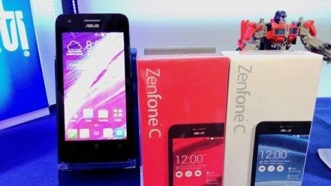 ASUS ZenFone C Türkiye Fiyatı