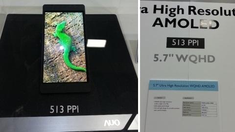 AUO, akıllı telefon ve saatler için AMOLED ekran üretimine başladı