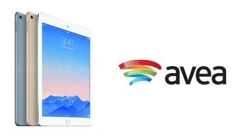 Avea Apple iPad Air 2 Kampanyası