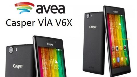 Avea Casper VIA V6x Kampanyası