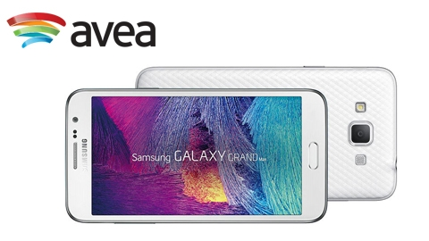 Avea Galaxy Grand Max Cihaz Kampanyası