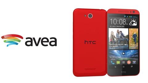 Avea HTC Desire 616 Kampanyası