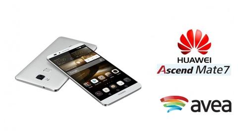 Avea Huawei Mate 7 Kampanyası