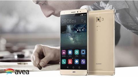 Avea Huawei Mate S Cihaz Kampanyası