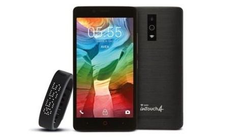 4G destekli Avea inTouch 4 ve Avea Smartband bilekliği tanıtıldı