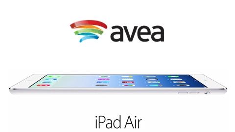 Avea iPad Air 16 GB Kampanyası