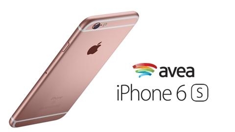 Avea iPhone 6s Kampanyası