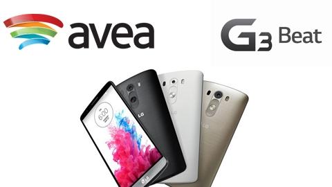 Avea LG G3 Beat Kampanyası