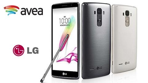 Avea LG G4 Stylus Cihaz Kampanyası