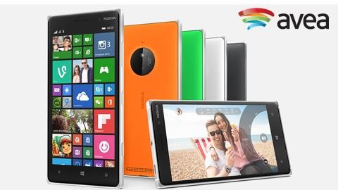 Avea Nokia Lumia 830 Kampanyası