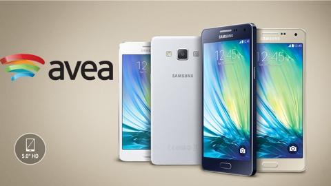 Avea Samsung Galaxy A5 Kampanyası