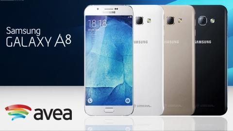 Avea Samsung Galaxy A8 Cihaz Kampanyası