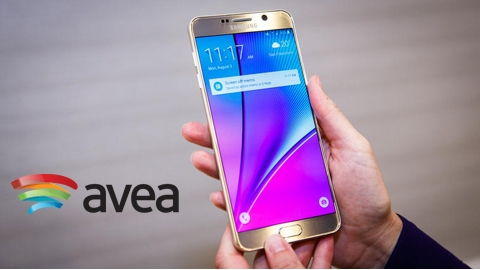 Avea Samsung Galaxy Note 5 Kampanyası