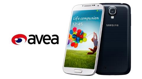 Avea Samsung Galaxy S4 kampanyası ön sipariş başladı