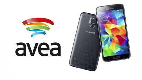 Avea Samsung Galaxy S5 Kampanyası