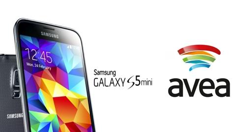 Avea Samsung Galaxy S5 Mini Kampanyası