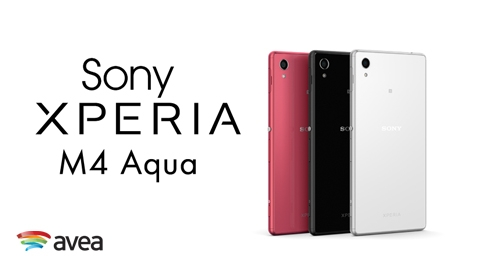 Avea Sony Xperia M4 Aqua Cihaz Kampanyası