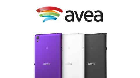 Avea Sony Xperia T3 Kampanyası