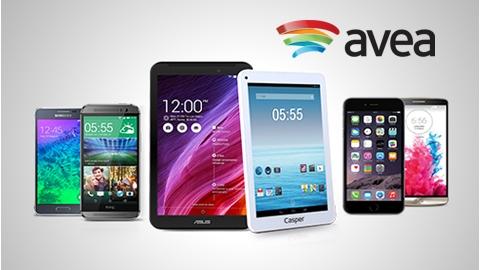 Avea'dan Akıllı Telefon Alana Tablet Kampanyası