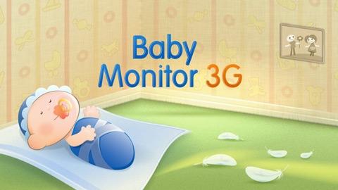 Baby Monitor 3G iOS Uygulaması