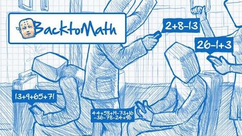 Back to Math Android oyunu ile işlem gücünüzü geliştirin