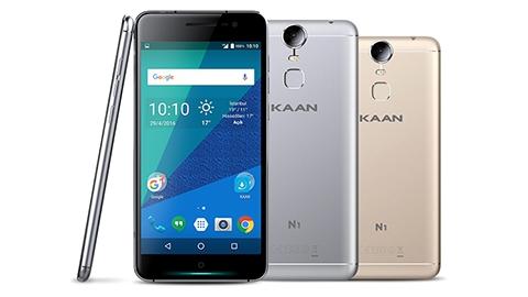 Türkiye'nin yeni yerli telefonu Kaan N1 tanıtıldı