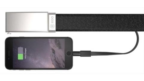 Akıllı telefonunuzu XOO Belt bataryalı kemerle şarj edin