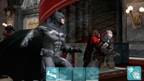 Batman: Arkham Origins mobil cihazlara geliyor