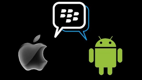 BBM iOS ve Android i�in haz�rlan�yor