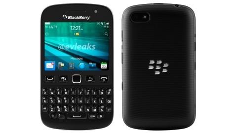 BlackBerry Samoa 9720 görüntülendi