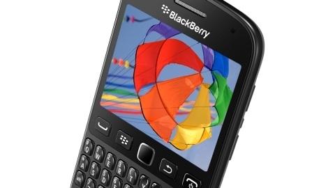 BlackBerry, bütçe dostu BB 7.1 işletim sistemli 9720'yi duyurdu