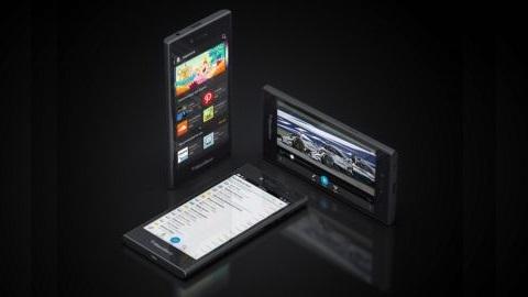 Bütçe dostu BlackBerry Leap tanıtıldı