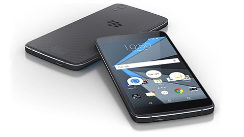 Android işletim sistemli BlackBerry Neon internete sızdı