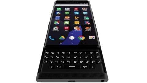 Android'li BlackBerry Venice kızaklı telefonu yeniden görüntülendi