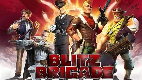 Blitz Brigade iOS ve Android oyunu ile multiplayer keyfi