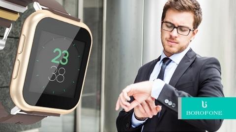 Borofone Sw1 Akıllı Saat Video İncelemesi