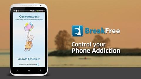 BreakFree  Android Uygulaması