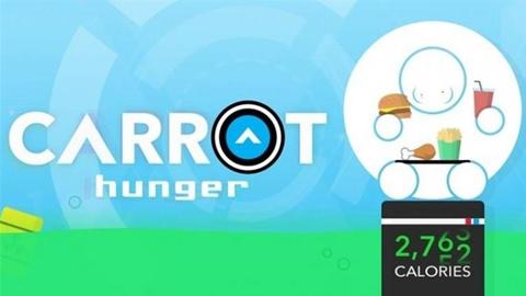 Carrot Hunger iOS Uygulaması