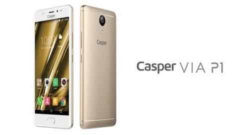 Casper Via P1 duyuruldu