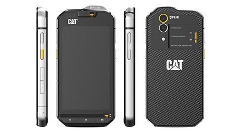 CAT S60: Termal kameralı ilk akıllı telefon