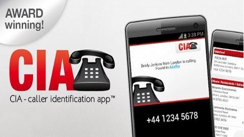 CIA iOS Uygulaması