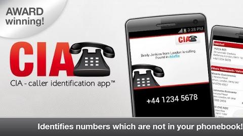 CIA-Kim Arıyor iOS ve Android uygulaması ile bilinmedik numara kalmayacak