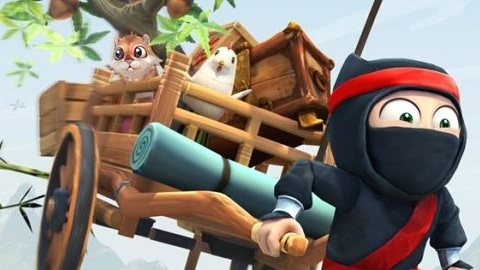 Clumsy Ninja Android i�in yay�mland�