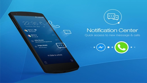 CM Locker Android Uygulaması